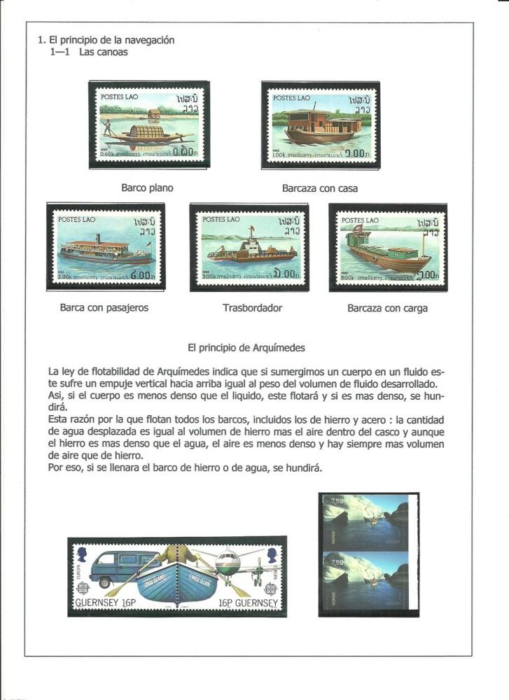MEDIOS DE COMUNICACION Y TRANSPORTES MARITIMOS- FILATELIA (5/6)