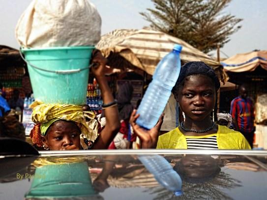 Entre Mali y Burkina Faso