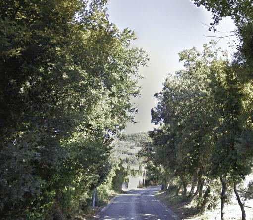 via delle pianacce