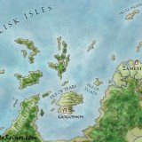 Islas Basilisco - The Lands of Ice and Fire
