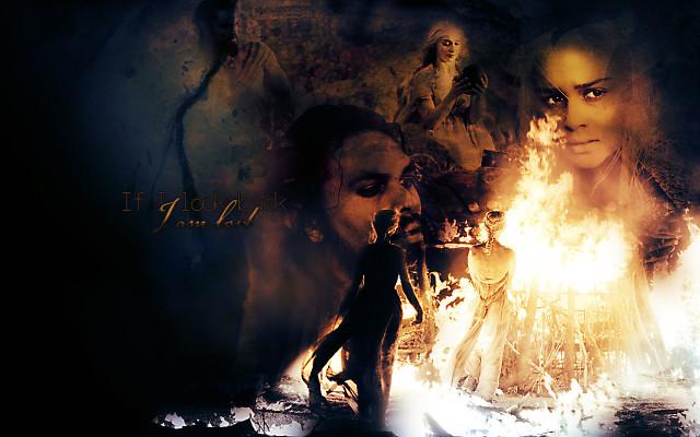 Targaryen Drogo y Daenerys