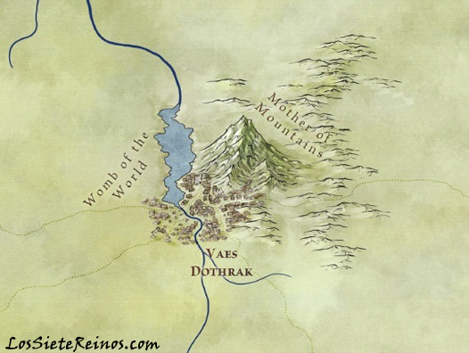 Vaes Dothrak - The Lans of Ice and Fire