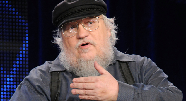 George R.R. Martin presenta The Princes and the Queen