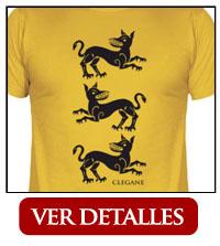 Camiseta Casa Clegane