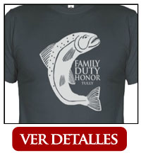 Camiseta Casa Tully Lema