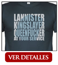 Camiseta Matarreyes