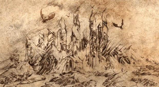 Valyria y los Dragones