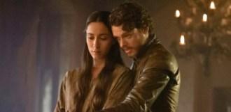 Talisa y Robb