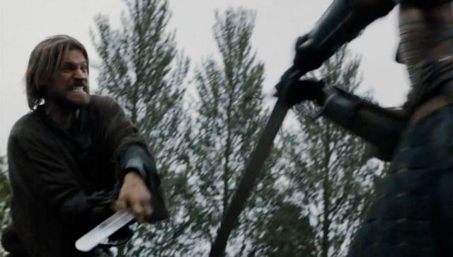 Jaime contra Brienne