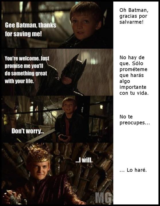 Batman - Joffrey
