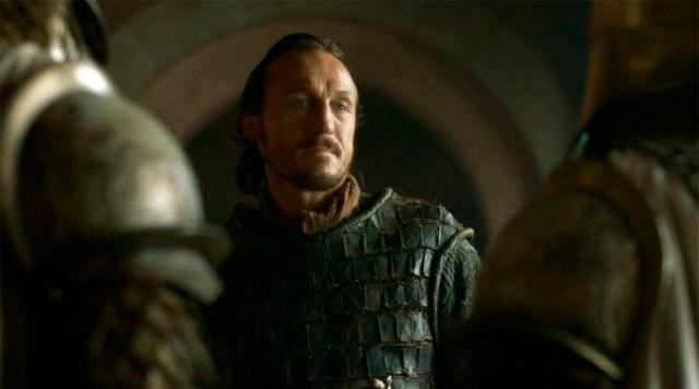 Bronn y los guardias