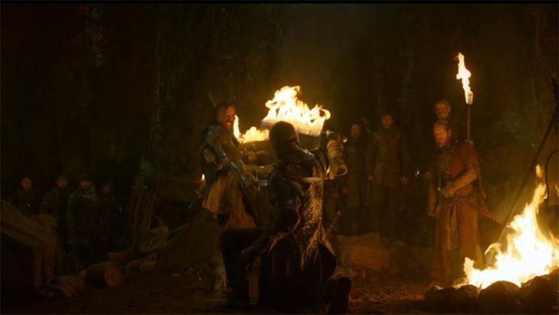Juego de Tronos 3x05: Besado por el fuego - Review sin spoilers