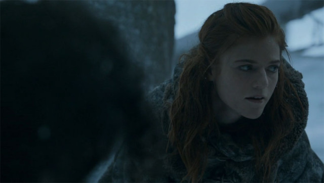 Ygritte lo sabe
