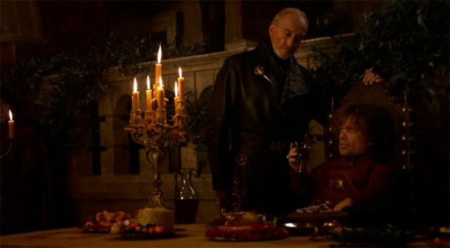 Tyrion y Tywin