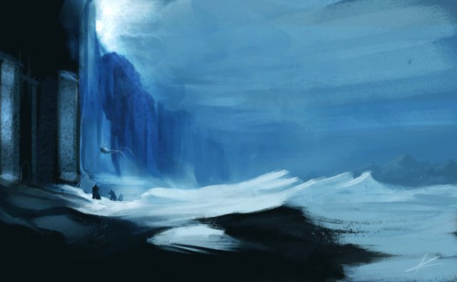 At The Night's Watch by ~SoldatNordsken on deviantART