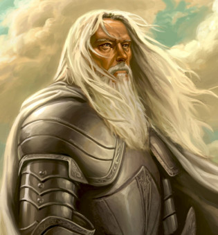 Ser Barristan Selmy by ~capprotti on deviantART