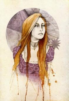 Ashara Dayne by Elia Fernandez ©