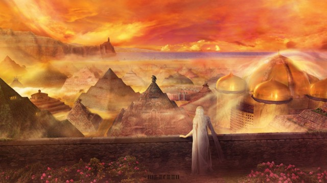 Meereen by lVlorf3us on deviantART
