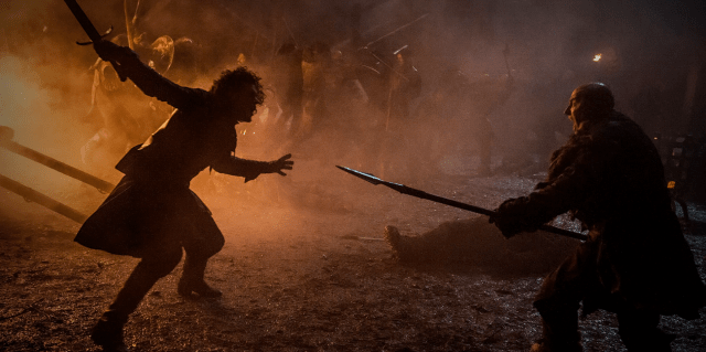 jon-fighting-jon-snow-jon-nieve-frikarte-game-of-thrones-juego-de-tronos-guardia-de-la-noche-the-watcher-on-the-wall