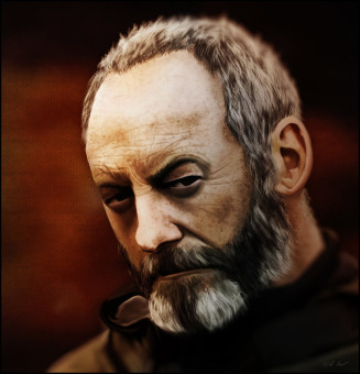 Ser Davos Seaworth : Game of Thrones by Cydel on deviantART