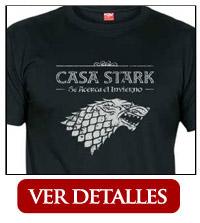 Camiseta Casa Stark Fanisetas