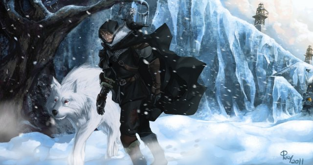 ASOIAF - Jon Snow by pulyx on DeviantArt