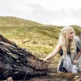 daenerys y drogon