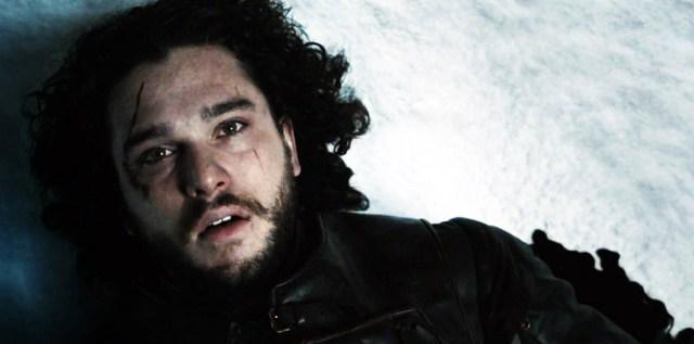 jon snow muerte