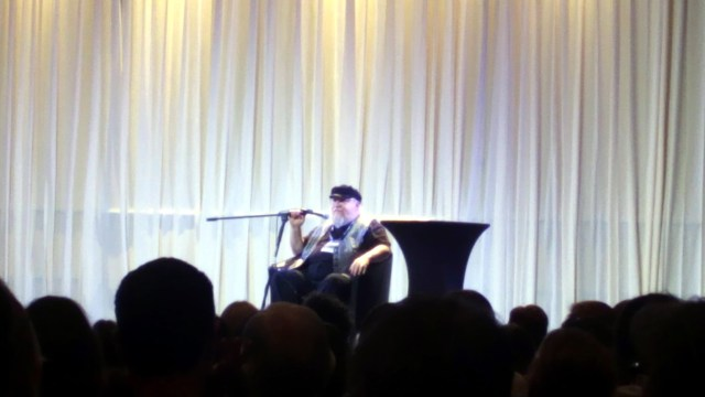 George RR Martin - Worldcon - 8-20-2015