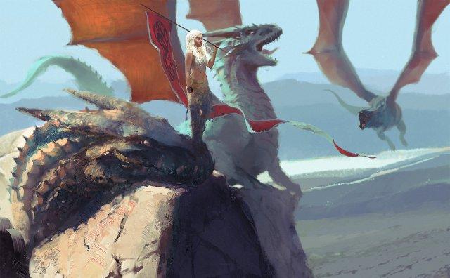 Daenerys Targaryen by carlosgarijo on DeviantArt