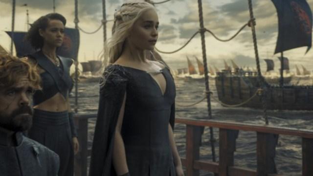 daenerys barcos