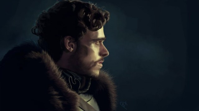 Robb Stark by OctopusTimelord on DeviantArt