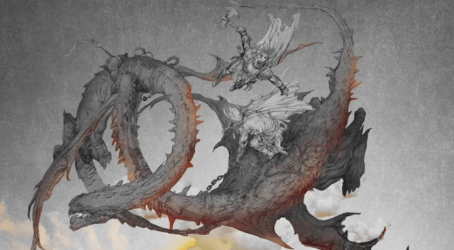 La Danza de dragones