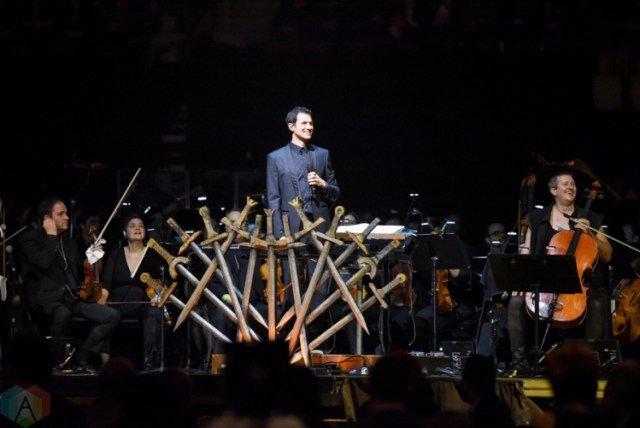 Game of Thrones Live Concert Experience featuring Ramin Djawadi at the Air Canada Centre in Toronto on March 4, 2017