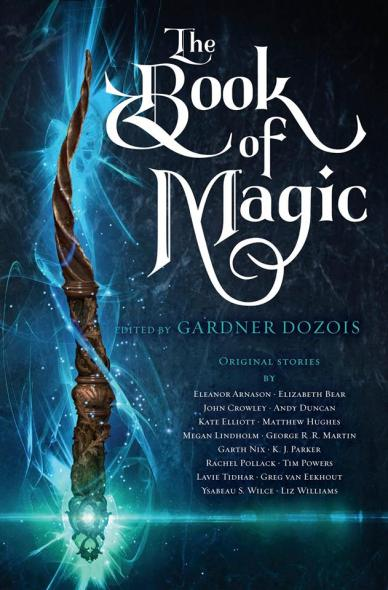 book of magic george rr martin