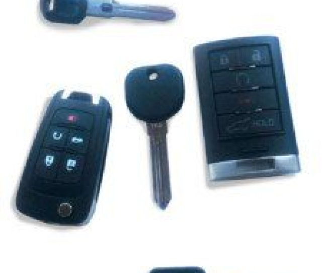Buick Replacement Car Keys Fobs