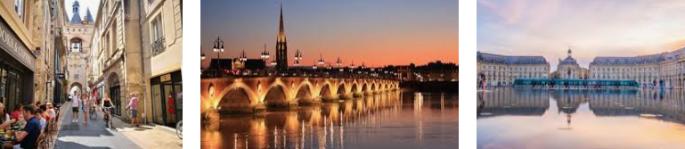 Lost found Bordeaux city