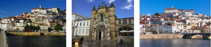 Lost found Coimbra city