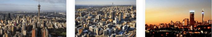 Lost found Johannesburg city