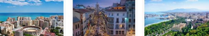 Lost found Malaga city