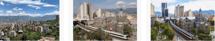 Lost and found Medellin city