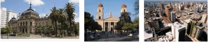 Lost and found San Miguel de Tucuman city