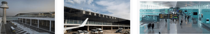 Lost found airport Barcelona