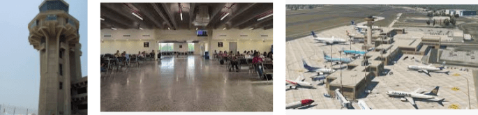 Lost and found airport Barranquilla