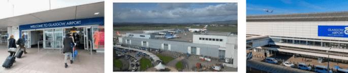 Lost found airport Glasgow