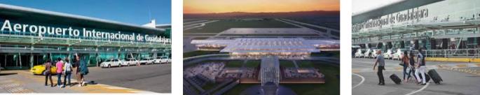 Lost and found airport Guadalajara