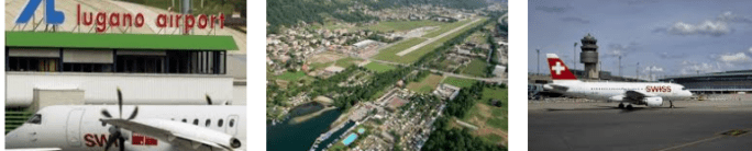 Lost found airport Lugano