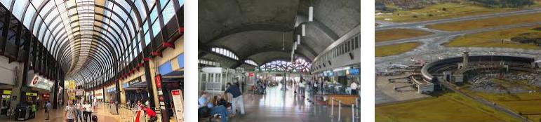Airport José-María-Córdova (MDE) Medellín