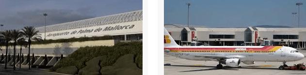 Lost found airport Palma de Mallorca