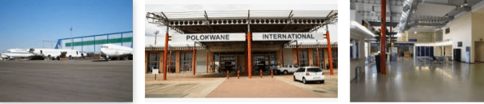 Lost found airport Polokwane